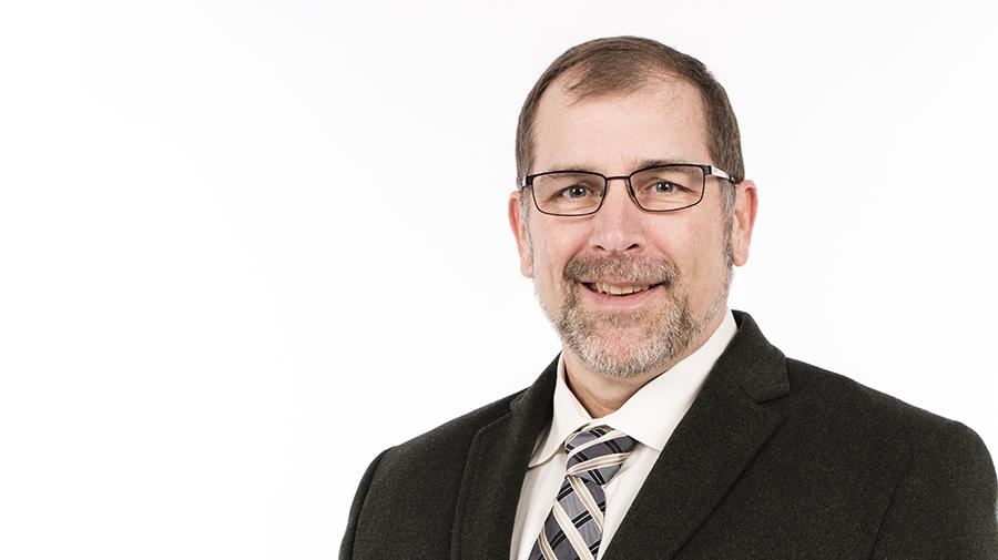 Project Executive David Vogt