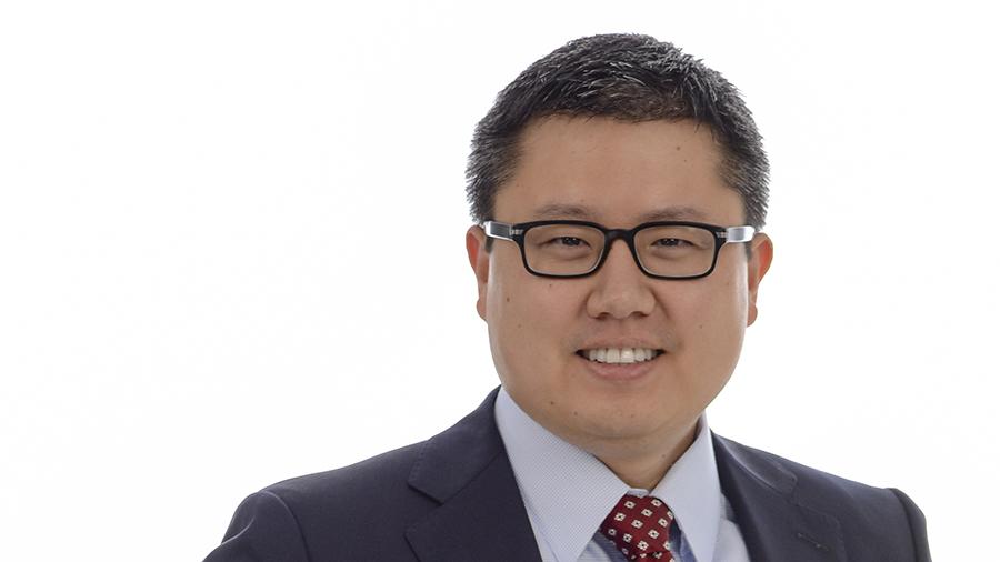 Vice President Sam Jung