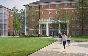 UNCW Student Housing Village