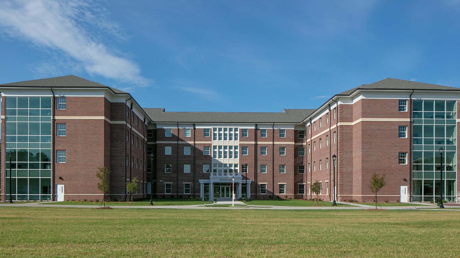 University of North Carolina at Wilmington Housing Village Exterior