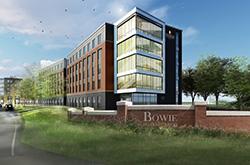 BSU Learning Residence Hall & Entrepreneurship Center Move-in