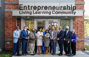 Bowie State University Residence Hall & Entrepreneurship Center